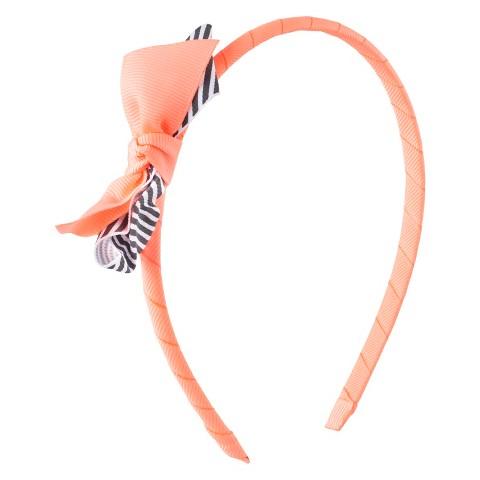Cherokee® Infant Girls' Headband - Coral