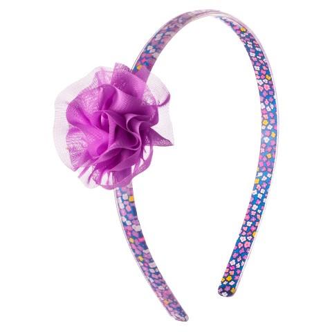 Infant Girls' Headband Purple - Cherokee®
