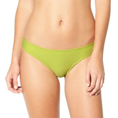 Junior's Hipster Swim Bottom -Lime Green