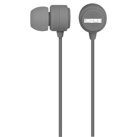 iHome Rubberized Earbuds - Assorted Colors