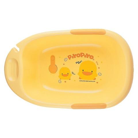 Piyo Piyo Deluxe Baby Bathtub - Yellow