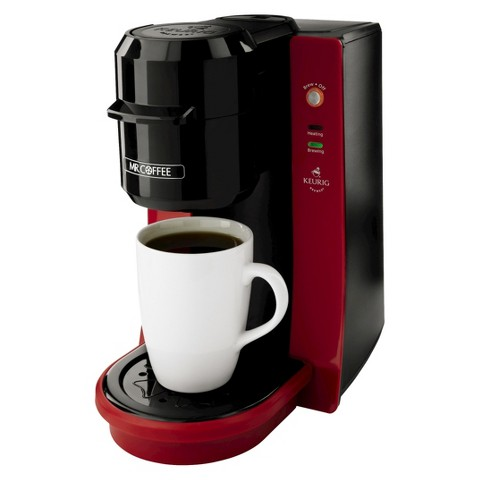 Mr. Coffee Single Serve Coffee Maker : Target