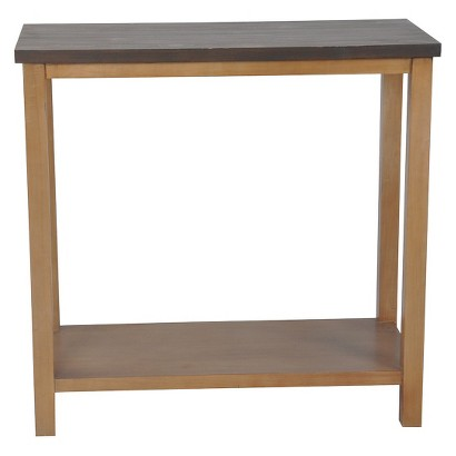 Threshold™ Console Table - Brown