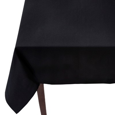 TH Black Tablecloth 60x104