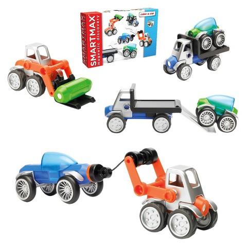 SmartMax® Power Vehicles Tow & Go