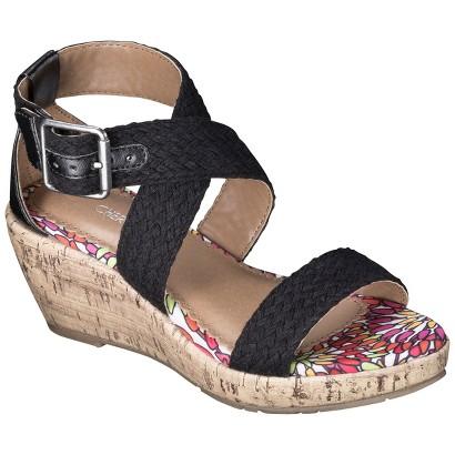 Girl's Cherokee® Freja Wedge Sandal - Assorted Colors