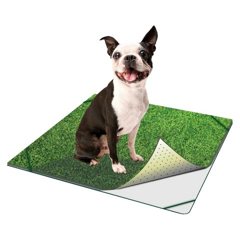 PoochPad™ Indoor Turf Potty TRAVELER™ for Dogs
