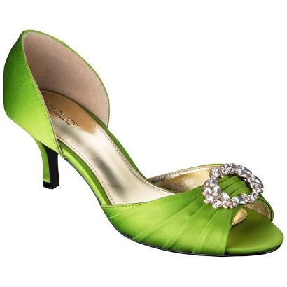 Women's Tevolio® Tambra Satin D'Orsay Pump - Assorted Colors