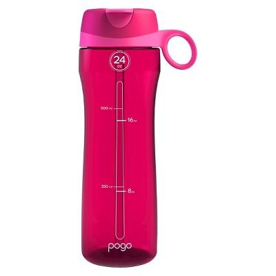 Pogo Tritan Sipper- Pink (  24ounce )