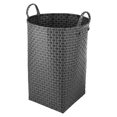 Room Essentials Woven Laundry Hamper – Grey