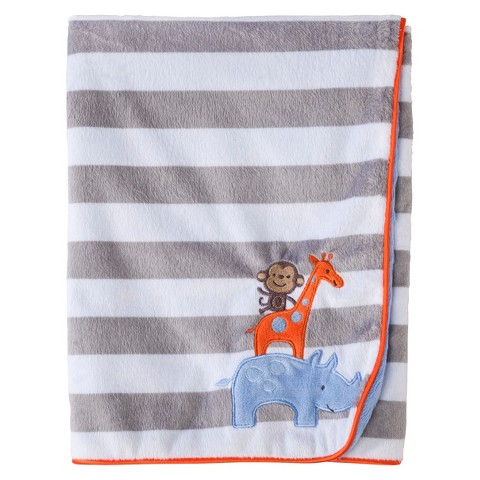 Just One You Made by Carter's® Boy 2 Ply Blanket