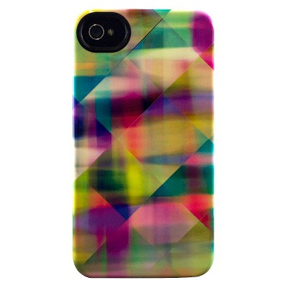 Ana Romero Deflector Cell Phone Case for iPhone 4/4S - Multicolor (C0010-d)