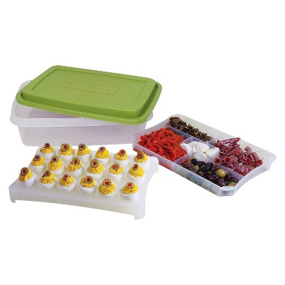 RACHAEL RAY FOODTASTIC PARTY BOX - GREEN