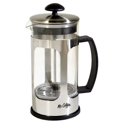 Mr. Coffee® French Press, 3 Piece Set, BVMC-AC4