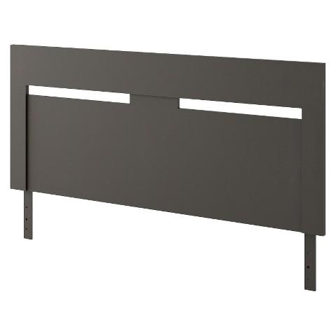 Stellar Home Furniture Slotted Headboard - Espresso