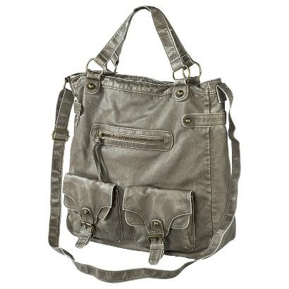 Mossimo Supply Co. Tote Handbag with Crossbody Strap