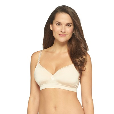 Women's Nursing Seamless Bra Mochaccino L - Gilligan & O'Malley®