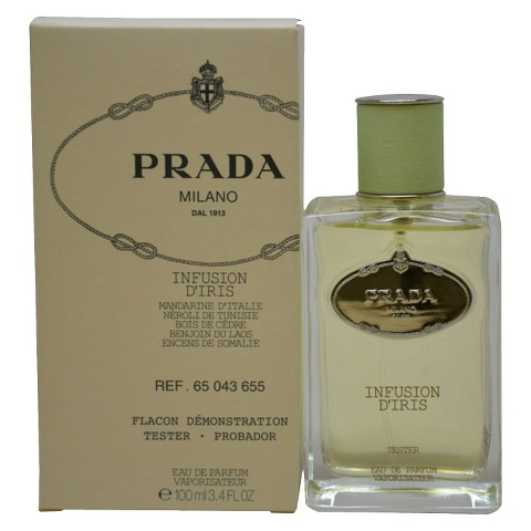 Men's Prada Milano Infusion D'Homme by Prada  Eau de Toilette Spray - 3.4 oz
