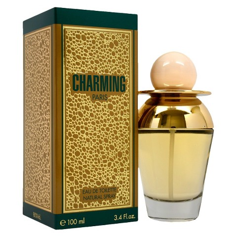 Women's Charming by Christine Darvin  Eau de Toilette Spray - 3.4 oz