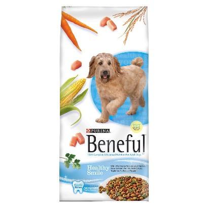 Purina Beneful Healthy Smile Dog Food 6.5 lbs