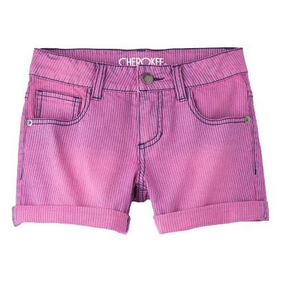 Cherokee® Girls' Jeans -  Short Pink
