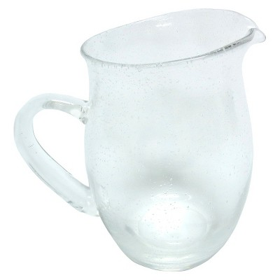 Threshold™ Textured Glass Pitcher