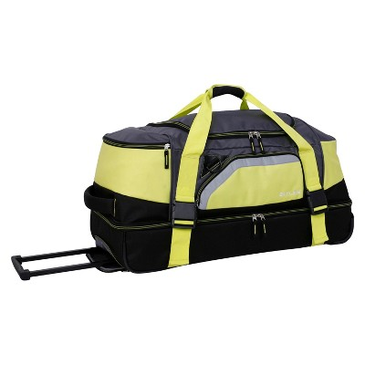 "Skyline 30"" Drop Bottom Duffel - Yellow"