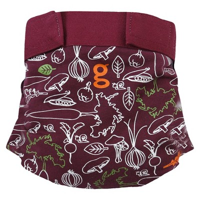gDiapers gPants - gVeggie, Medium