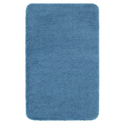 "Threshold™ Performance Bath Rug - Sandoval Blue (23x37"")"