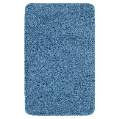 "Threshold™ Performance Bath Rug - Sandoval Blue (23x37"")"