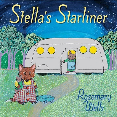 Stella's Starliner (Hardcover)