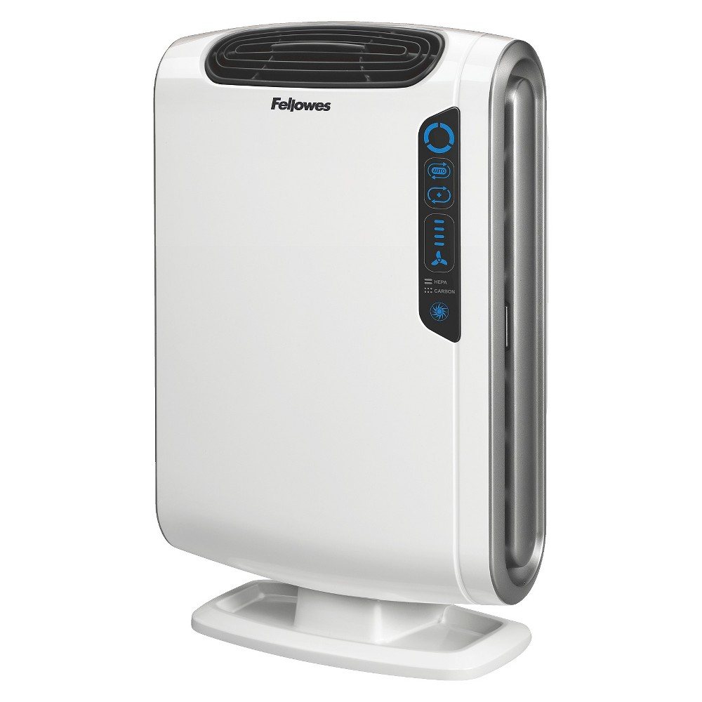 Fellowes AeraMax DX55 Air Purifier - White, Black
