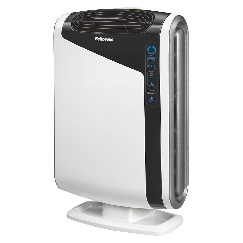 Fellowes AeraMax DX95 Air Purifier - White, Black