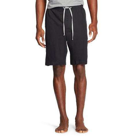 Hanes® Premium Men's Knit Sleep Shorts