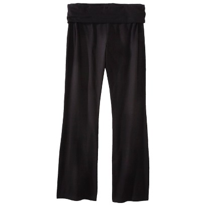 Plus Size Fold over Waist Lounge Pants-Mossimo Supply Co