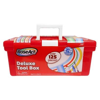 Rose Art Deluxe Tool Box