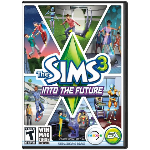 The Sims 3: Into the Future (PC Games)