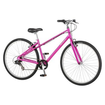 """Schwinn Womens Mifflin 28""""/700c Hybrid Bike - Pink"""