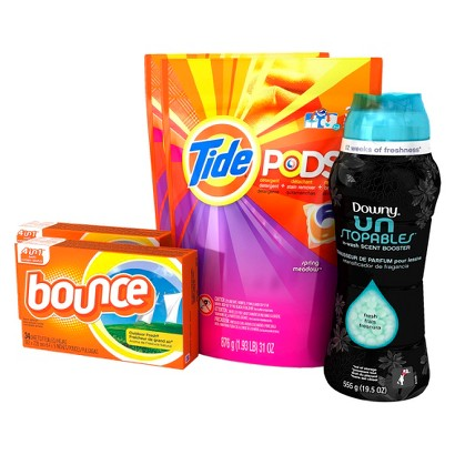Tide Laundry Care Bundle