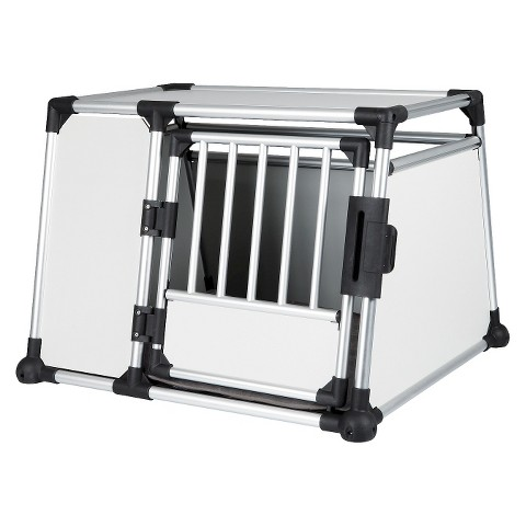 Scratch-Resistant Metallic Crate - Extra Large