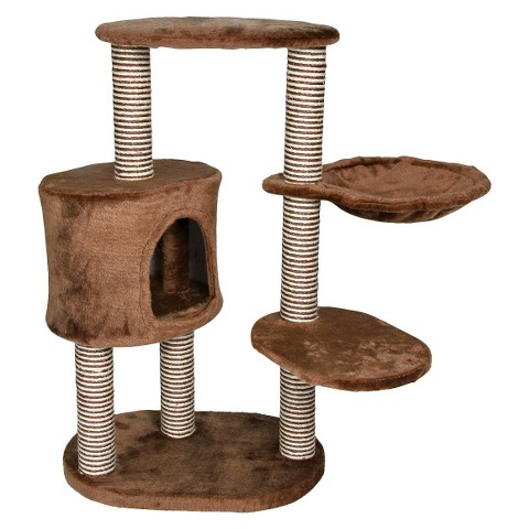Moriles Cat Tree - Brown