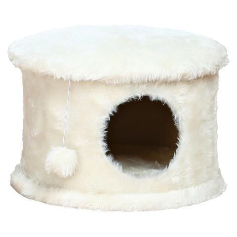 Cozy Cat Cave- Cream