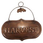 Smith & Hawken® Harvest Sign