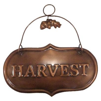 Smith & Hawken® Harvest Sign
