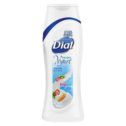 Dial® Frozen Yogurt Cooling Body Wash - 21 oz