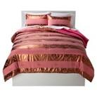 Xhilaration® Distressed Stripe Bedding Co...