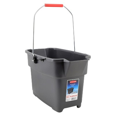 Rubbermaid® Bucket - Gray