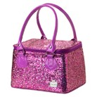 Caboodles Glitter Tapered Tote