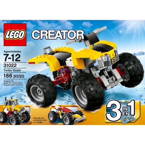 LEGO® Creator Turbo Quad 31022
