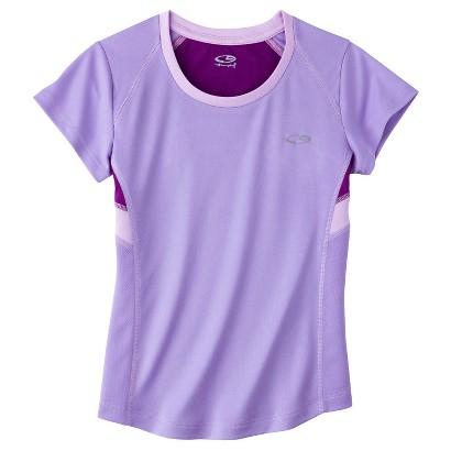 C9 Champion® Girls' Short-Sleeve Pieced Tech T-Shirt